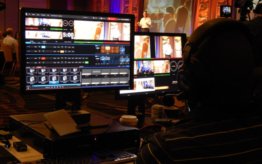 webcasting vs. live streaming