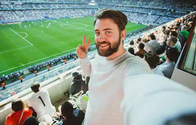 Take Great Stadium Selfies