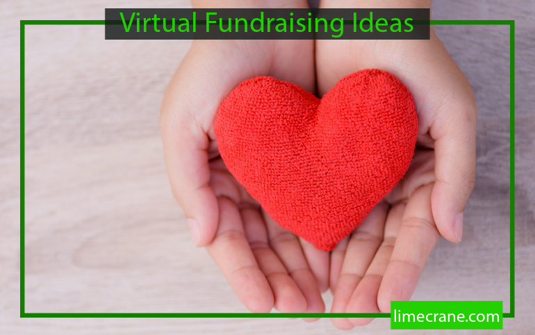 Five Virtual Fundraising Ideas for Nonprofits