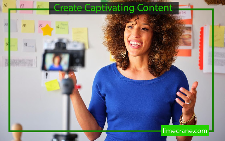 Create Captivating Video Content