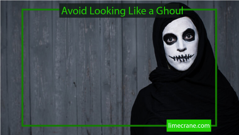 How to NOT Look Like a Ghoul in Your Next Virtual Meeting