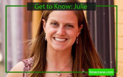 Get to Know Lime Crane Lead Editor, Julie van Jaarsveld