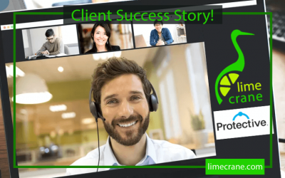 A Lime Crane Virtual Town Hall Success Story!