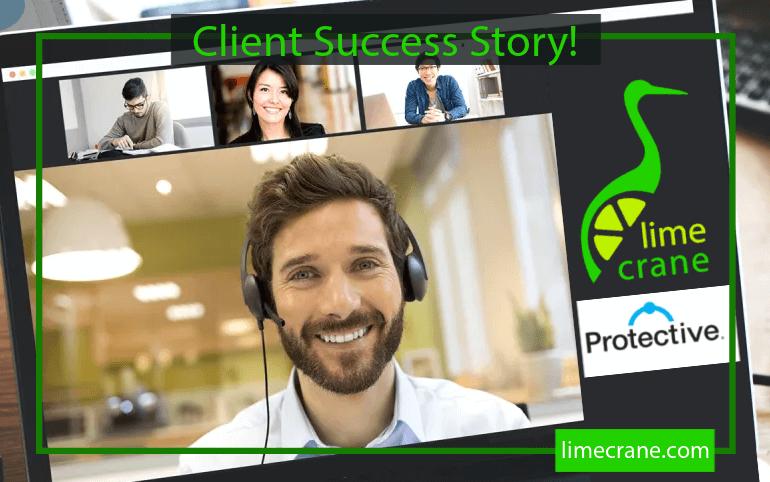 A Lime Crane Virtual Town Hall Success Story